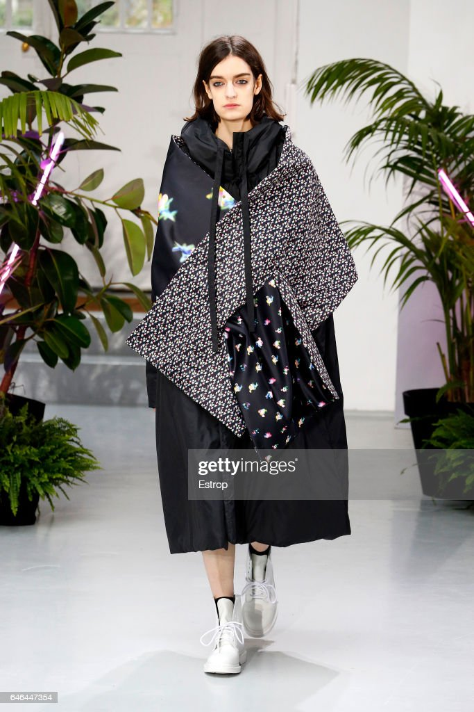 model-walks-the-runway-during-the-paskal-show-as-part-of-the-paris-picture-id646447354