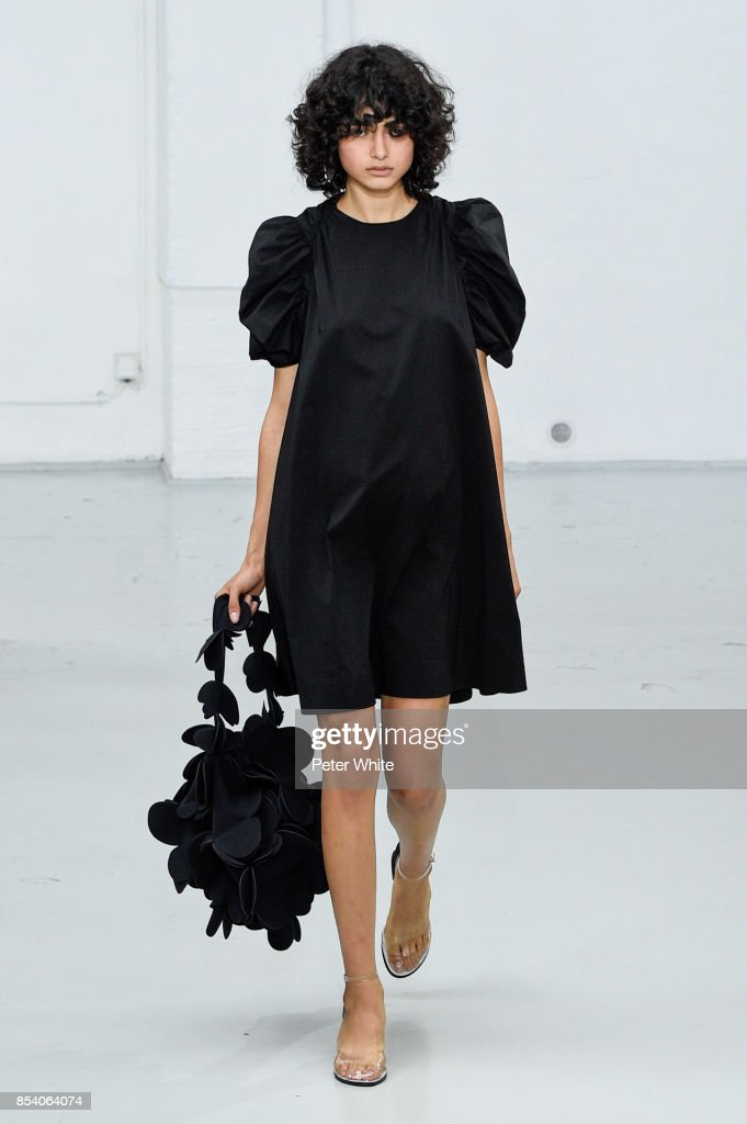 model-walks-the-runway-during-the-paskal-show-as-part-of-the-paris-picture-id854064074