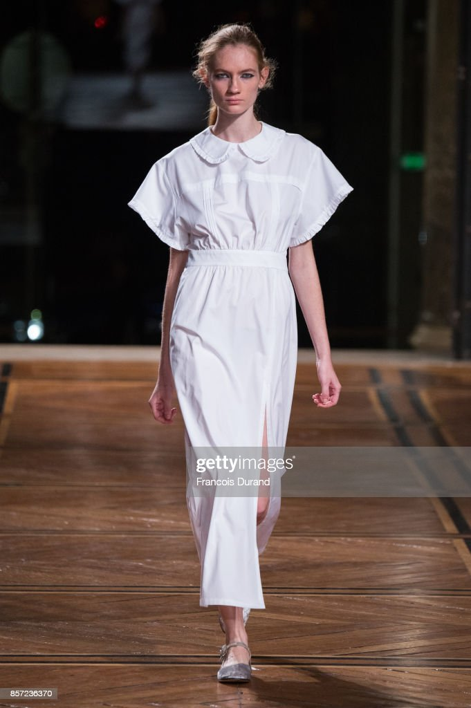 model-walks-the-runway-during-the-paul-joe-paris-show-as-part-of-the-picture-id857236370
