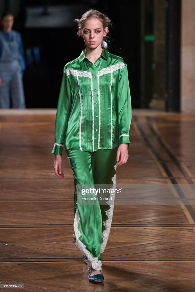 model-walks-the-runway-during-the-paul-joe-paris-show-as-part-of-the-picture-id857238728