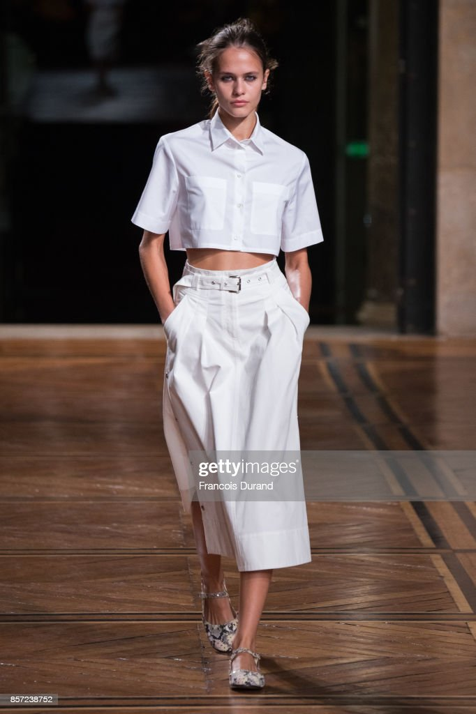model-walks-the-runway-during-the-paul-joe-paris-show-as-part-of-the-picture-id857238752