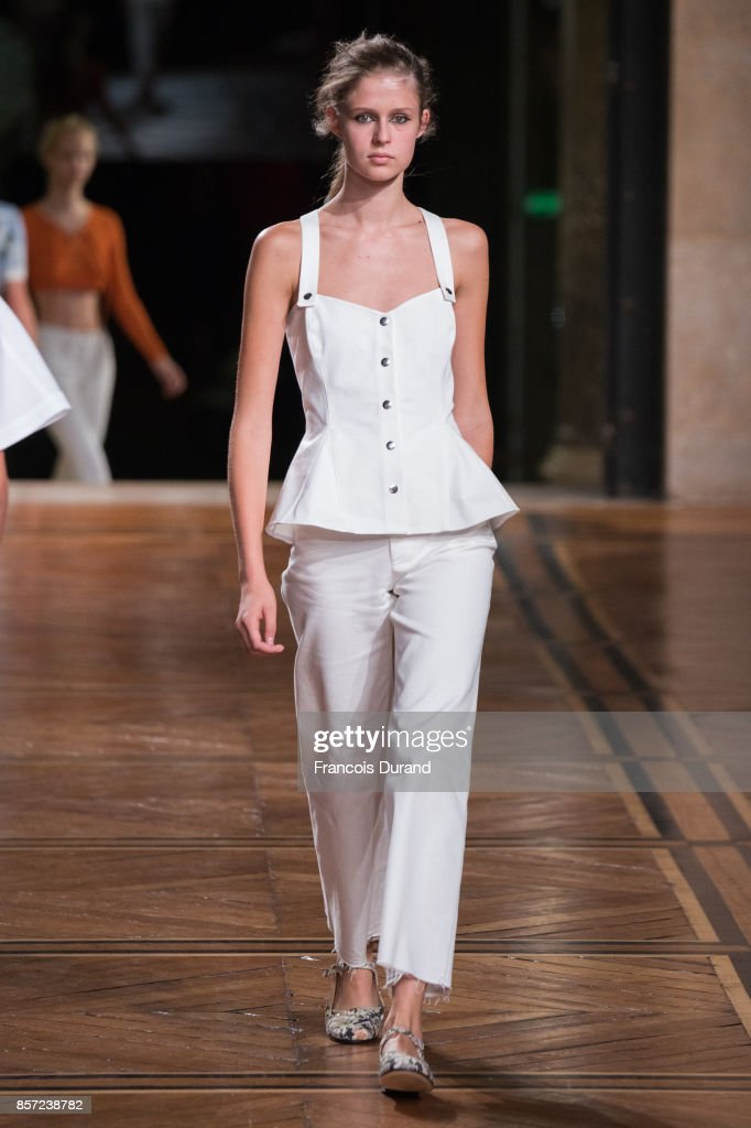 model-walks-the-runway-during-the-paul-joe-paris-show-as-part-of-the-picture-id857238782