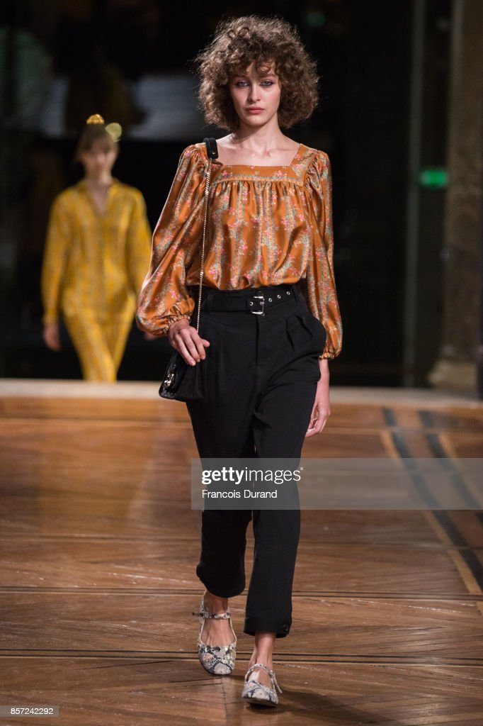 model-walks-the-runway-during-the-paul-joe-paris-show-as-part-of-the-picture-id857242292