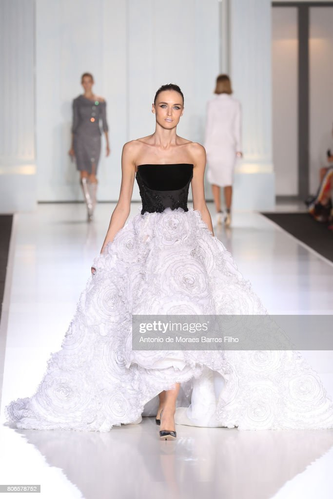 Ralph and russo dresses 2018 fashion