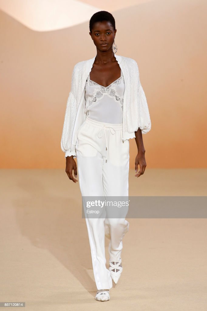 model-walks-the-runway-during-the-shiatzy-chen-paris-show-as-part-of-picture-id857120814