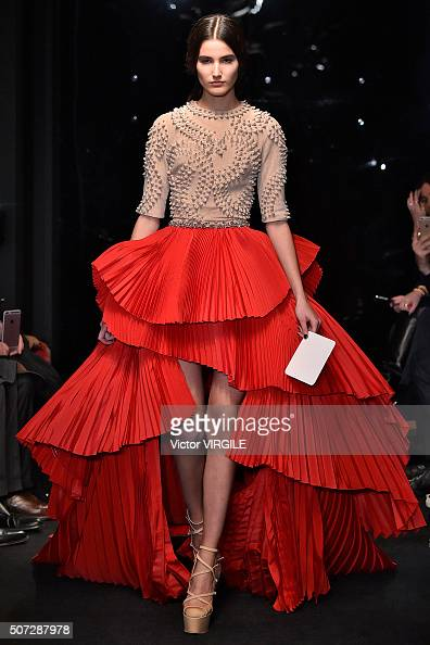 St phane rolland designer label stock photos and pictures for Haute couture labels