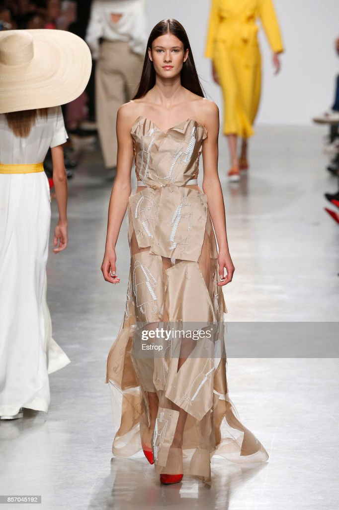 model-walks-the-runway-during-the-valentin-yudashkin-paris-show-as-picture-id857045192