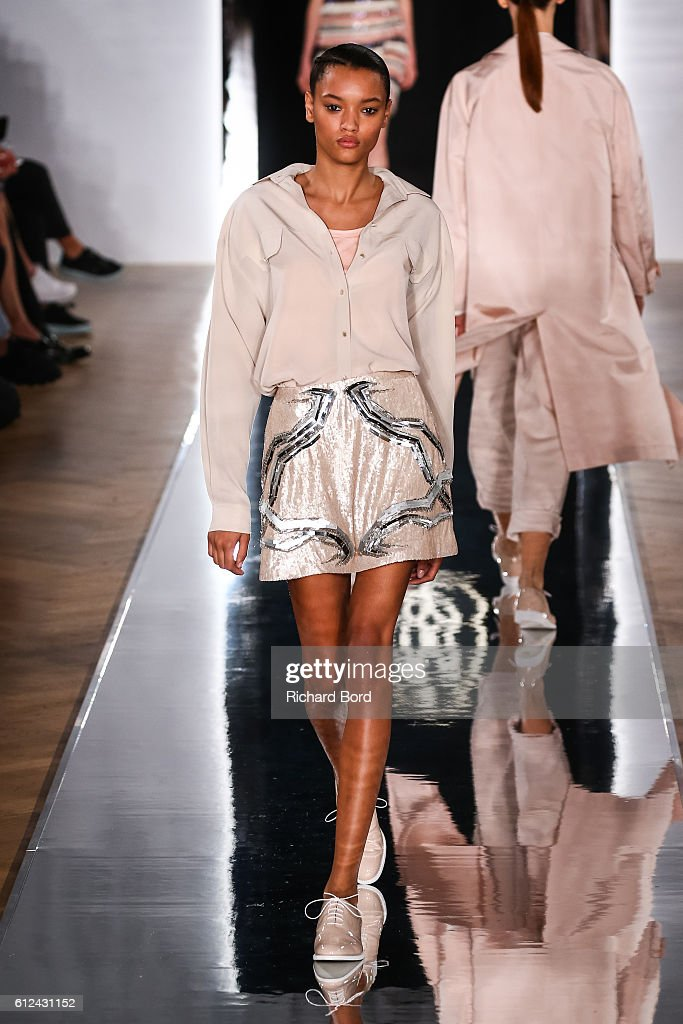 model-walks-the-runway-during-the-valentin-yudashkin-show-as-part-of-picture-id612431152