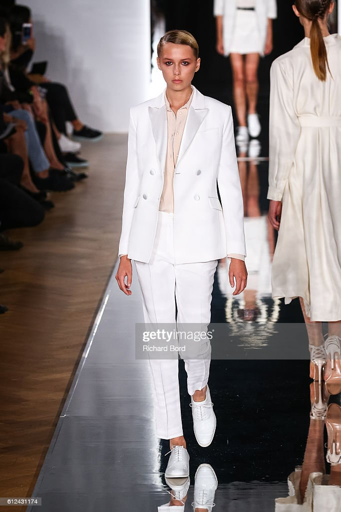 model-walks-the-runway-during-the-valentin-yudashkin-show-as-part-of-picture-id612431174