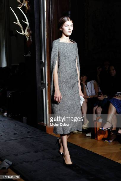 Valentino designer label stock photos and pictures getty for Haute couture labels