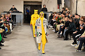 Walter Van Beirendonck : Runway - Paris Fashion Week -...