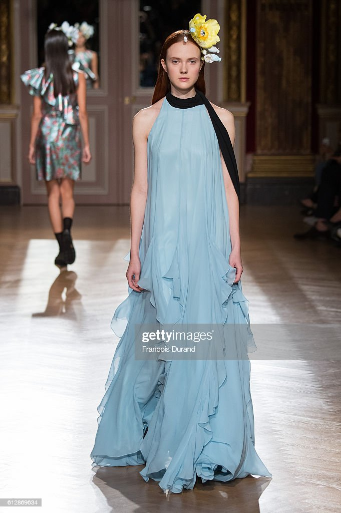 model-walks-the-runway-during-the-yde-show-as-part-of-the-paris-week-picture-id612869634