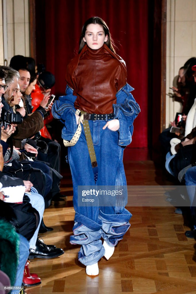 model-walks-the-runway-during-the-yproject-designed-by-gleen-martens-picture-id646901554