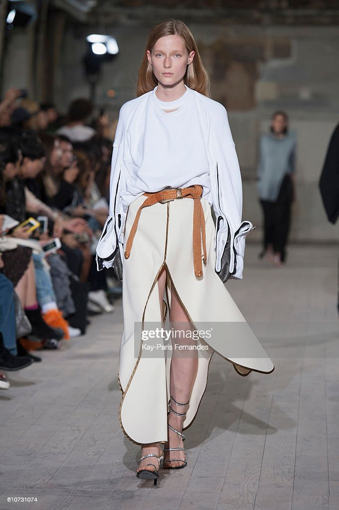 model-walks-the-runway-during-the-yproject-show-as-part-of-the-paris-picture-id610731074