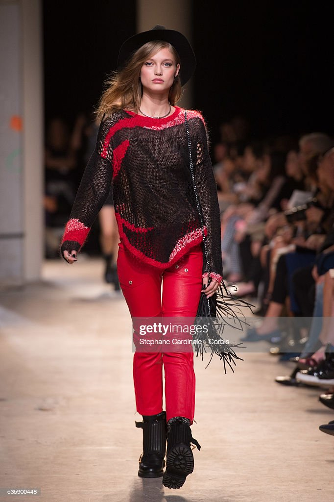 France - Zadig & Voltaire - Paris Fashion Week Womenswear Spring/Summer 2014