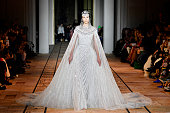 Zuhair Murad : Runway - Paris Fashion Week - Haute...