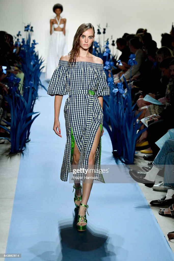 model-walks-the-runway-for-adam-selman-fashion-show-during-new-york-picture-id843882614