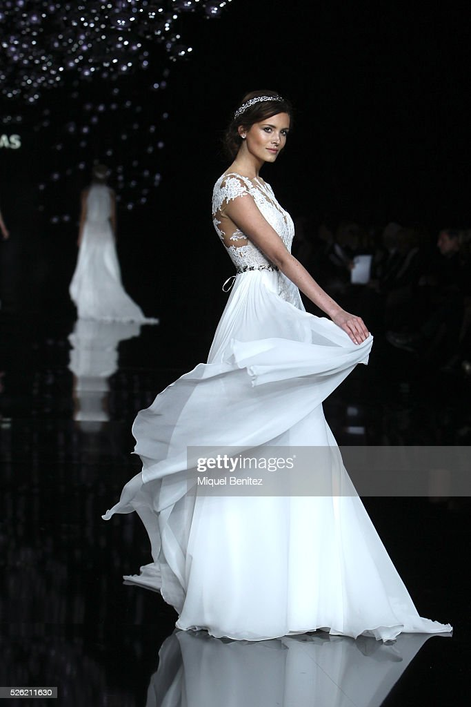 Barcelona Bridal Week 2016 Day 4 Getty Images