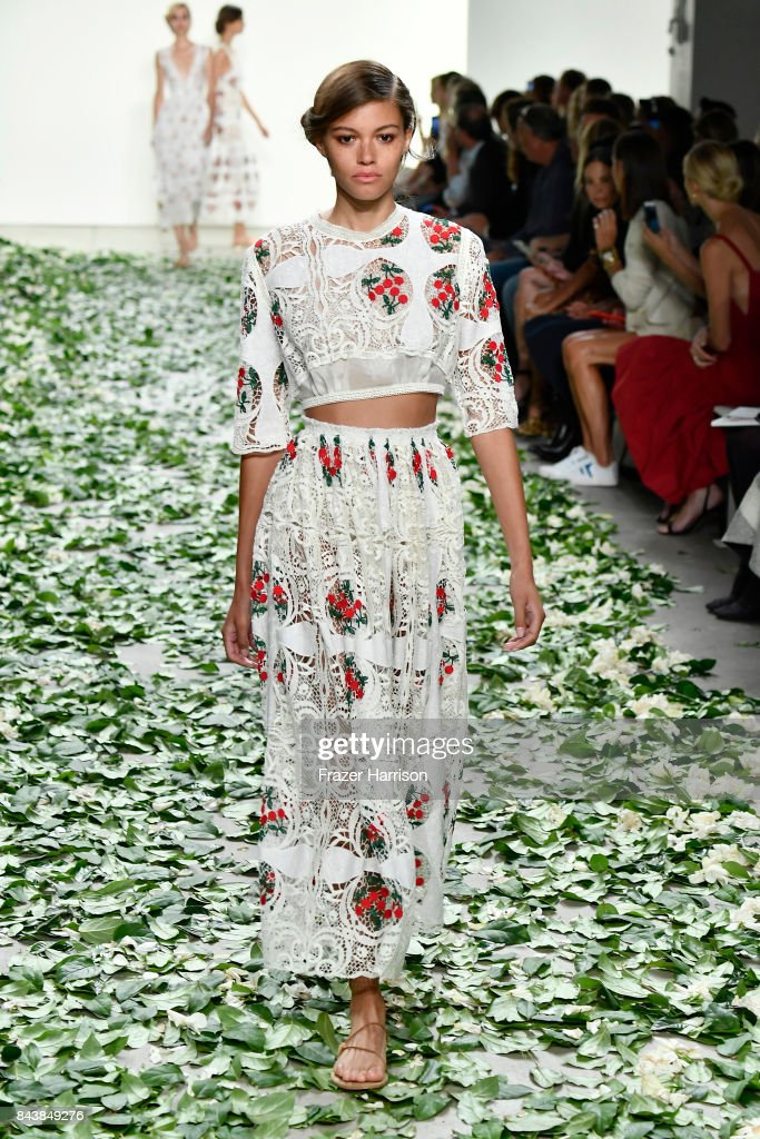model-walks-the-runway-for-the-brock-collection-fashion-show-during-picture-id843849276