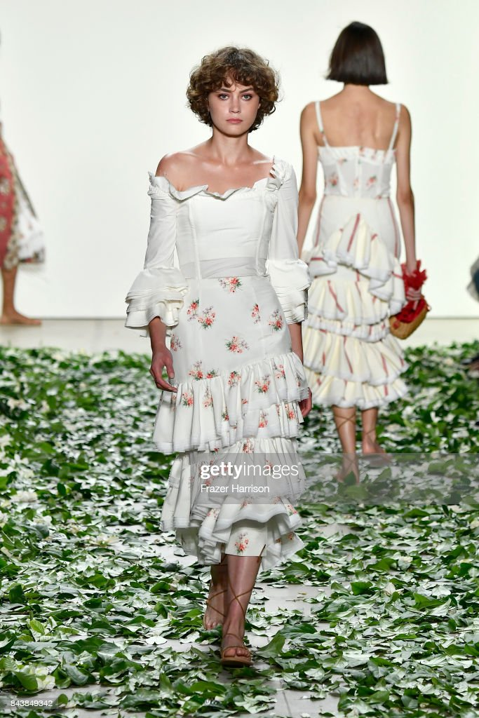model-walks-the-runway-for-the-brock-collection-fashion-show-during-picture-id843849342