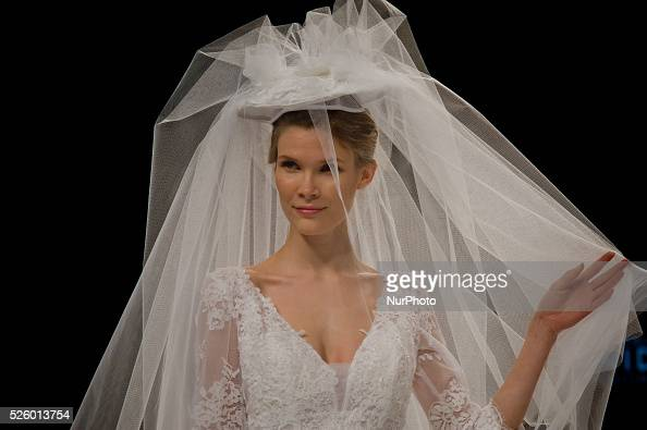 how to become a wedding dress model stock photos and
