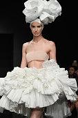 Kentaro Kameyama at Los Angeles Fashion Week FW/19...