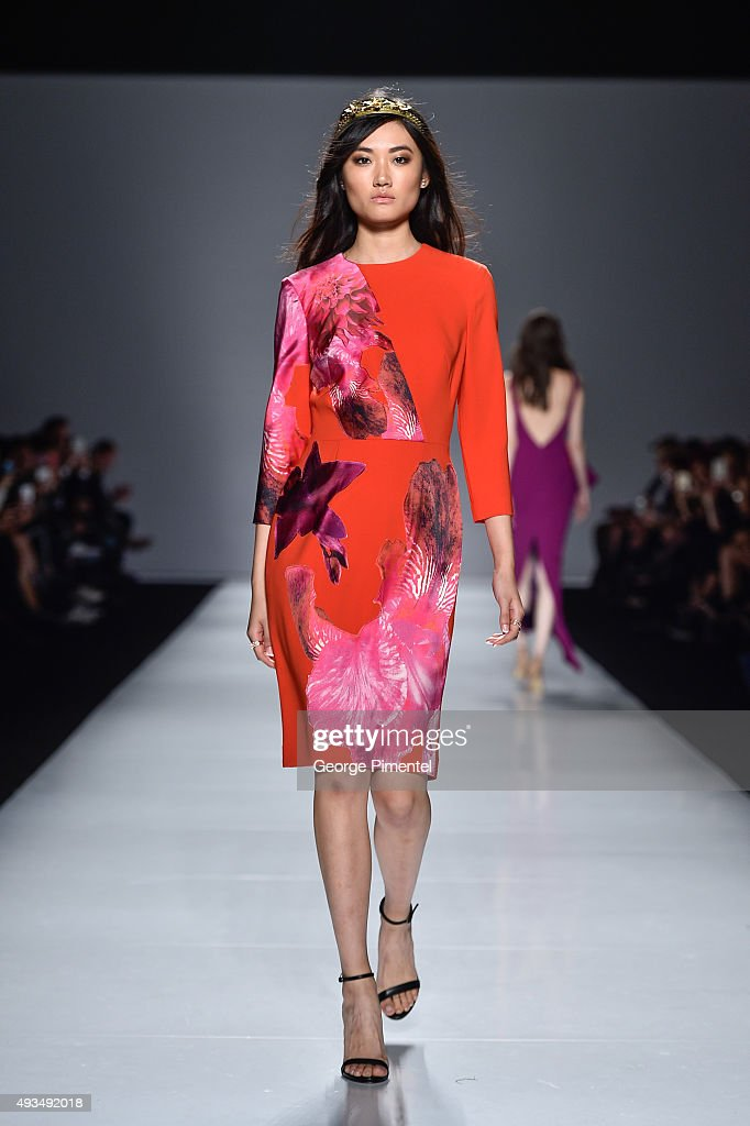 World Mastercard Fashion Week Spring 2016 Collections In