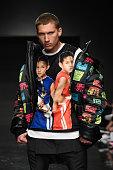 Ricardo Seco at Los Angeles Fashion Week FW/19 Powered...