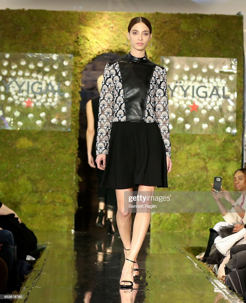 Yigal Azrouel's YYigal Capsule Collection Launch