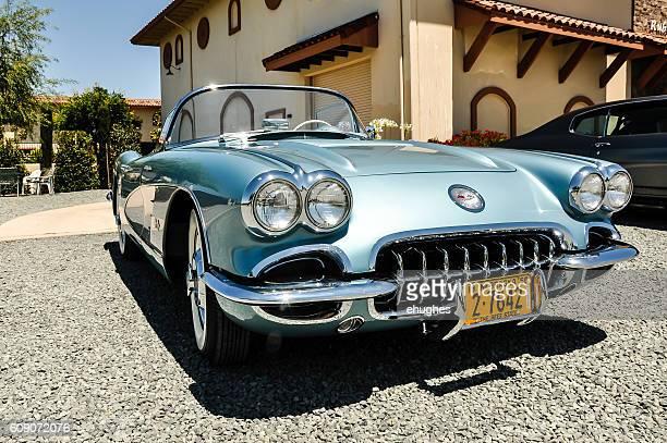 Model year 1958 Corvette