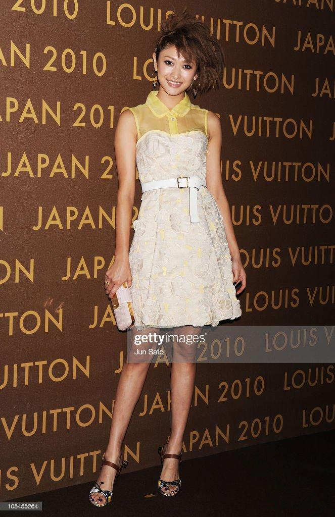 Celebrities Attend Louis Vuitton Event In Tokyo