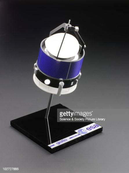 Giotto Spacecraft Stock Photos and Pictures | Getty Images