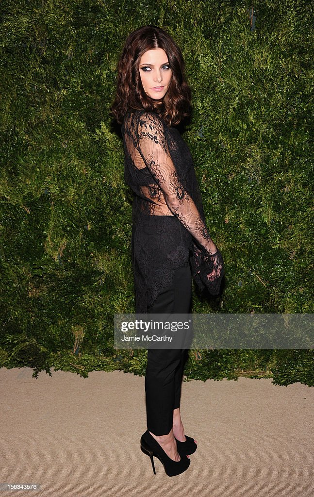 Model/actress <a gi-track='captionPersonalityLinkClicked' href=/galleries/search?phrase=Ashley+Greene&family=editorial&specificpeople=781552 ng-click='$event.stopPropagation()'>Ashley Greene</a> attends The Ninth Annual CFDA/Vogue Fashion Fund Awards at 548 West 22nd Street on November 13, 2012 in New York City.