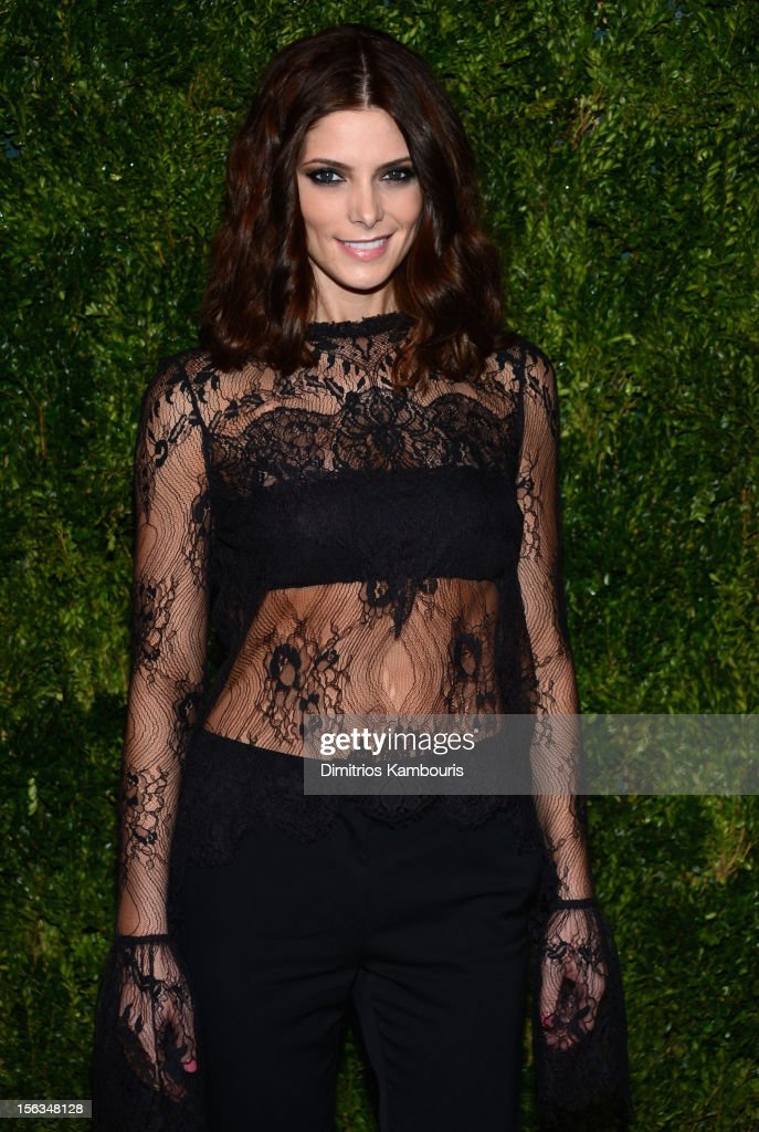 Model/actress Ashley Greene attends The Ninth Annual CFDA/Vogue Fashion Fund Awards at 548 West 22nd Street on November 13, 2012 in New York City.