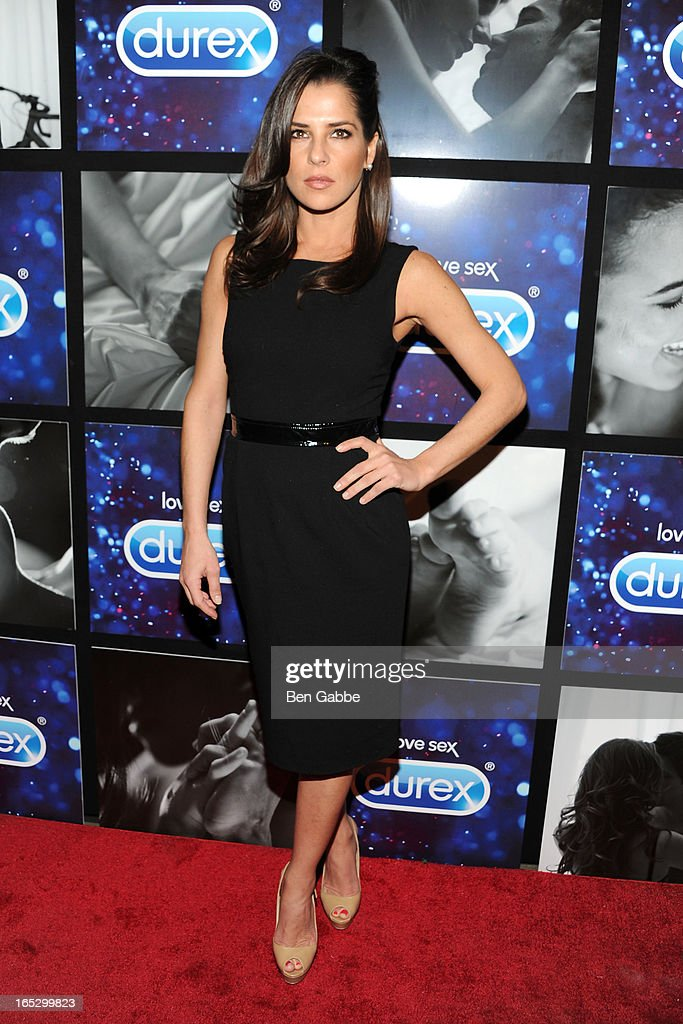 Model/Actress Kelly Monaco attends the Hotel Durex Charity Event Benefiting dance4life at Dream Downtown on April 2, 2013 in New York City.