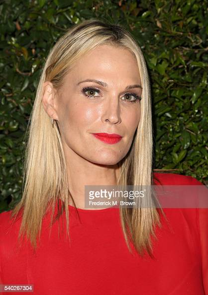 Model/actress Molly Sims attends Max Mara Celebrates Natalie Dormer The 2016 Women in Film Max Mara Face of the Future at Chateau Marmont on June 14...