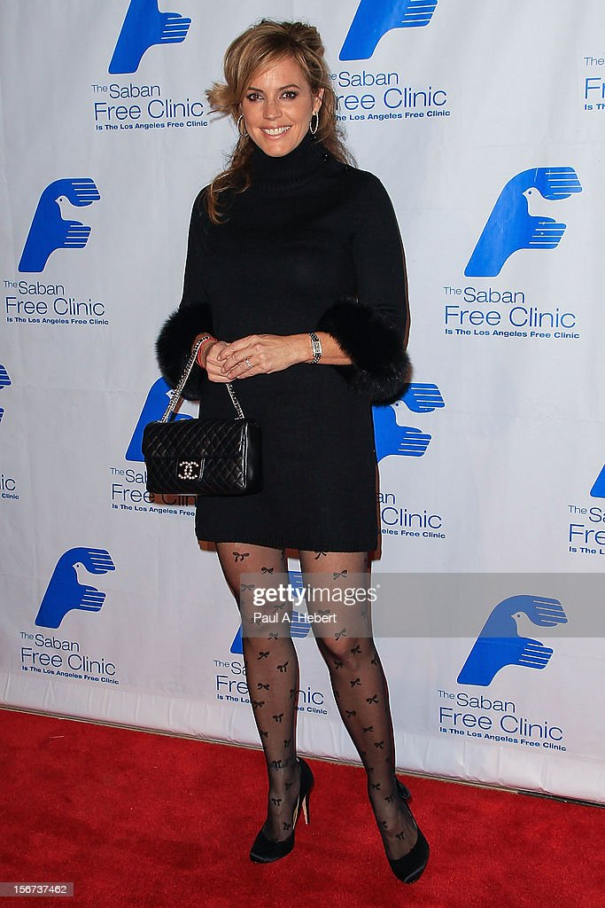 Model/actress Sandra Taylor arrives at The Saban Free Clinic's Gala Honoring ABC Entertainment Group President Paul Lee and Bob Broder at The Beverly Hilton Hotel on November 19, 2012 in Beverly Hills, California.