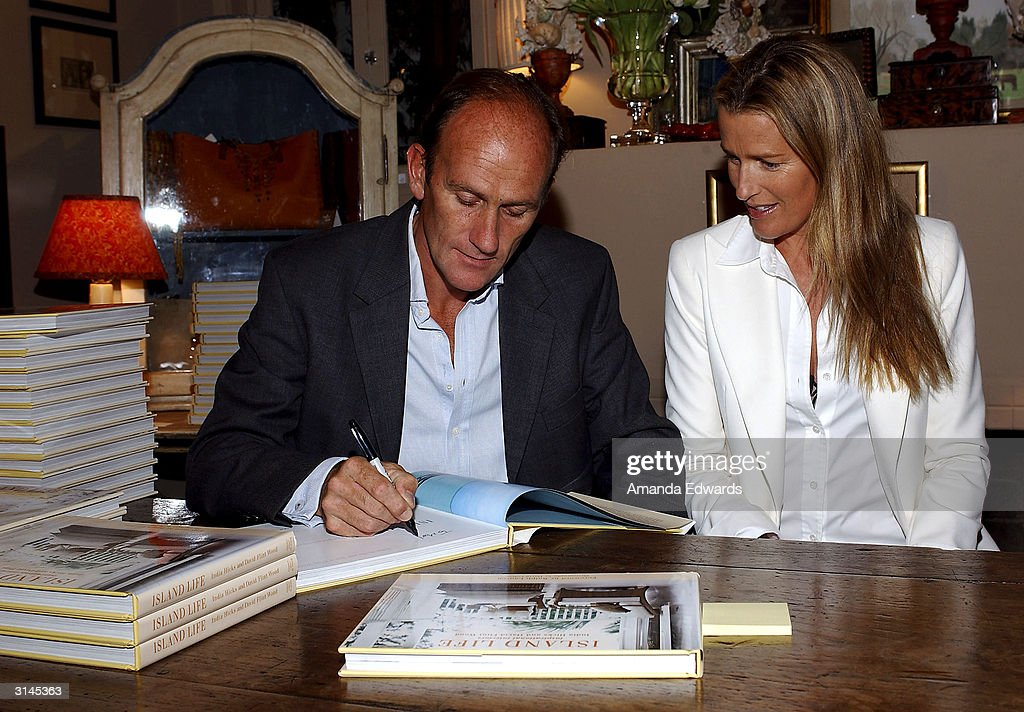 india hicks book signing in los angeles photos and images | getty