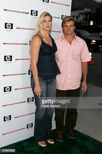 los angeles premiere of an inconvenient truth arrivals surfing legend laird hamilton