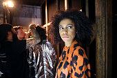 Rebekka Ruetz - Backstage - Berlin Fashion Week...