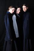 Ujoh : Backstage - Paris Fashion Week Womenswear...