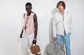 AMIRI : Backstage - Paris Fashion Week - Menswear...