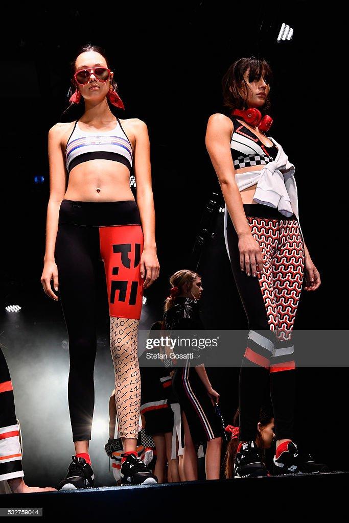 P e nation runway mercedes benz fashion week australia for Mercedes benz fashion show
