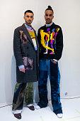 KidSuper : Backstage - Paris Fashion Week - Menswear...