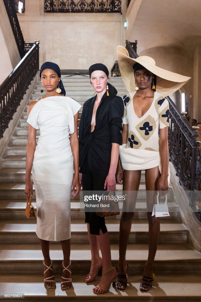 models-pose-on-the-runway-during-the-jacquemus-show-at-picasso-museum-picture-id853755804