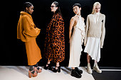 Rochas : Backstage - Paris Fashion Week Womenswear...