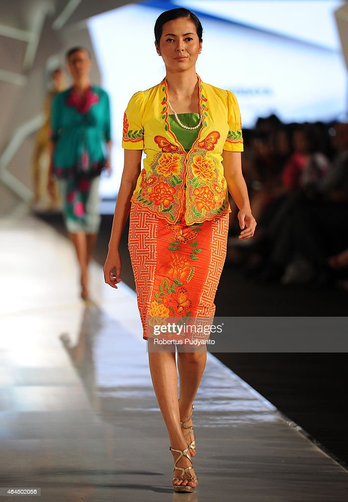 Indonesia Fashion Week Day 1 Getty Images