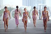 ACACIA - Runway - July 2017 - FUNKSHION Swim Fashion...