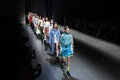 Besfxxk - Runway - Milan Men's Fashion Week...