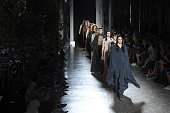 Calcaterra - Runway - Milan Fashion Week Spring/Summer...